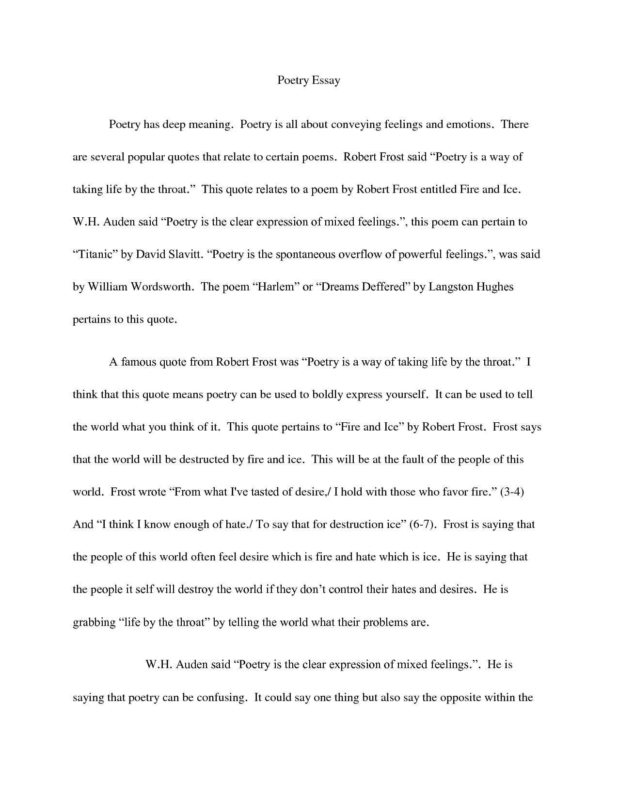 embedding quotes in an essay By worth weller building an essay from sources:  however, quoting sources in  your essays:  most of your essay is in your own words, but you use quotes to.