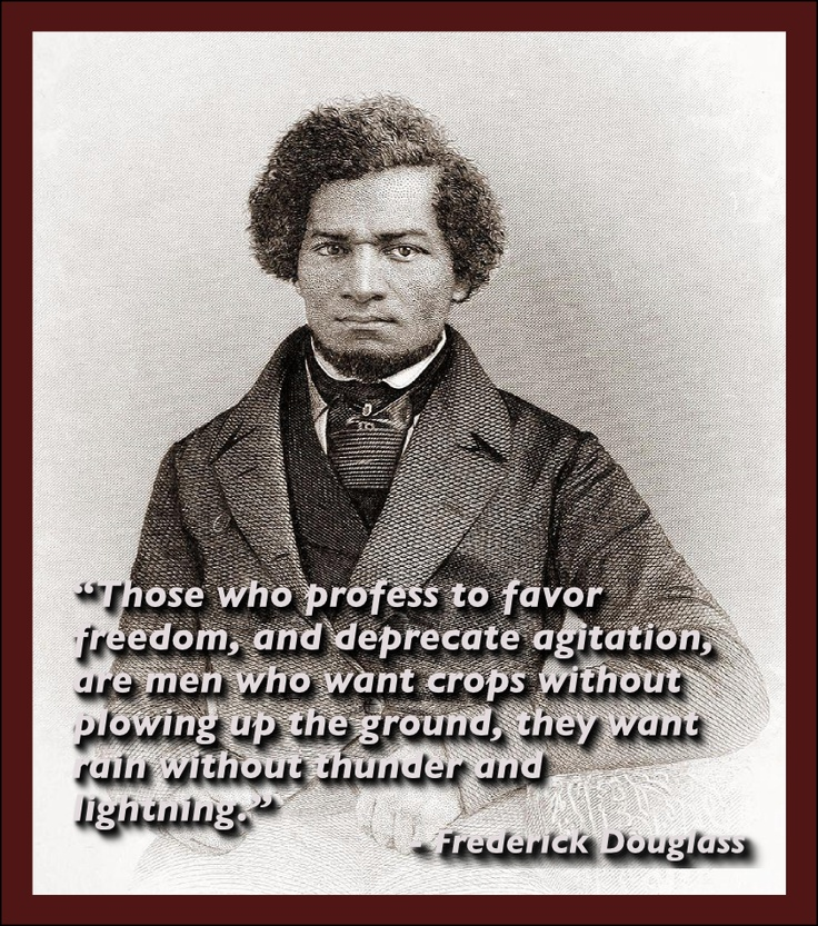 frederick douglas american dream Frederick douglass was a former slave who became one of the greatest american anti-slavery and civil rights leaders of nineteenth century.
