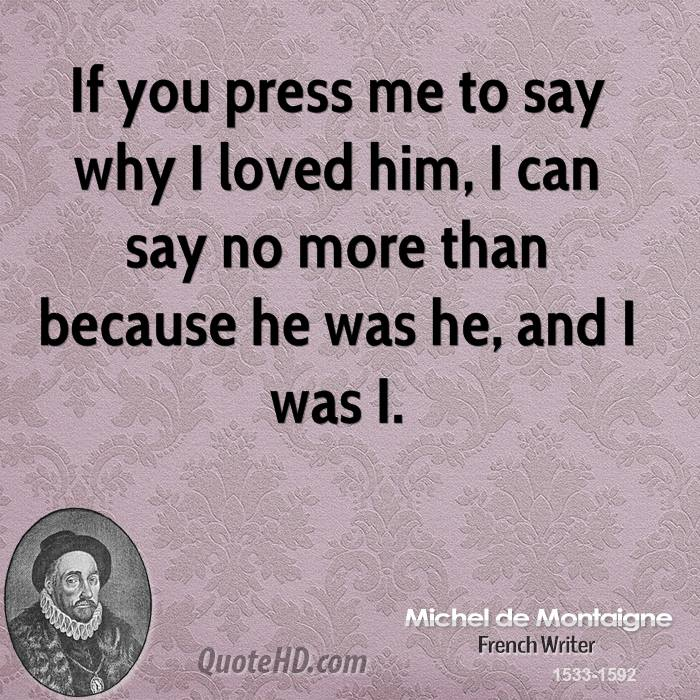 Why I Love You Quotes And Sayings: Why I Love Him Quotes. QuotesGram
