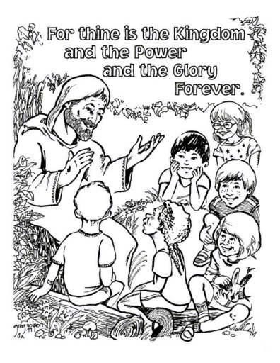 trusting others coloring pages - photo#18