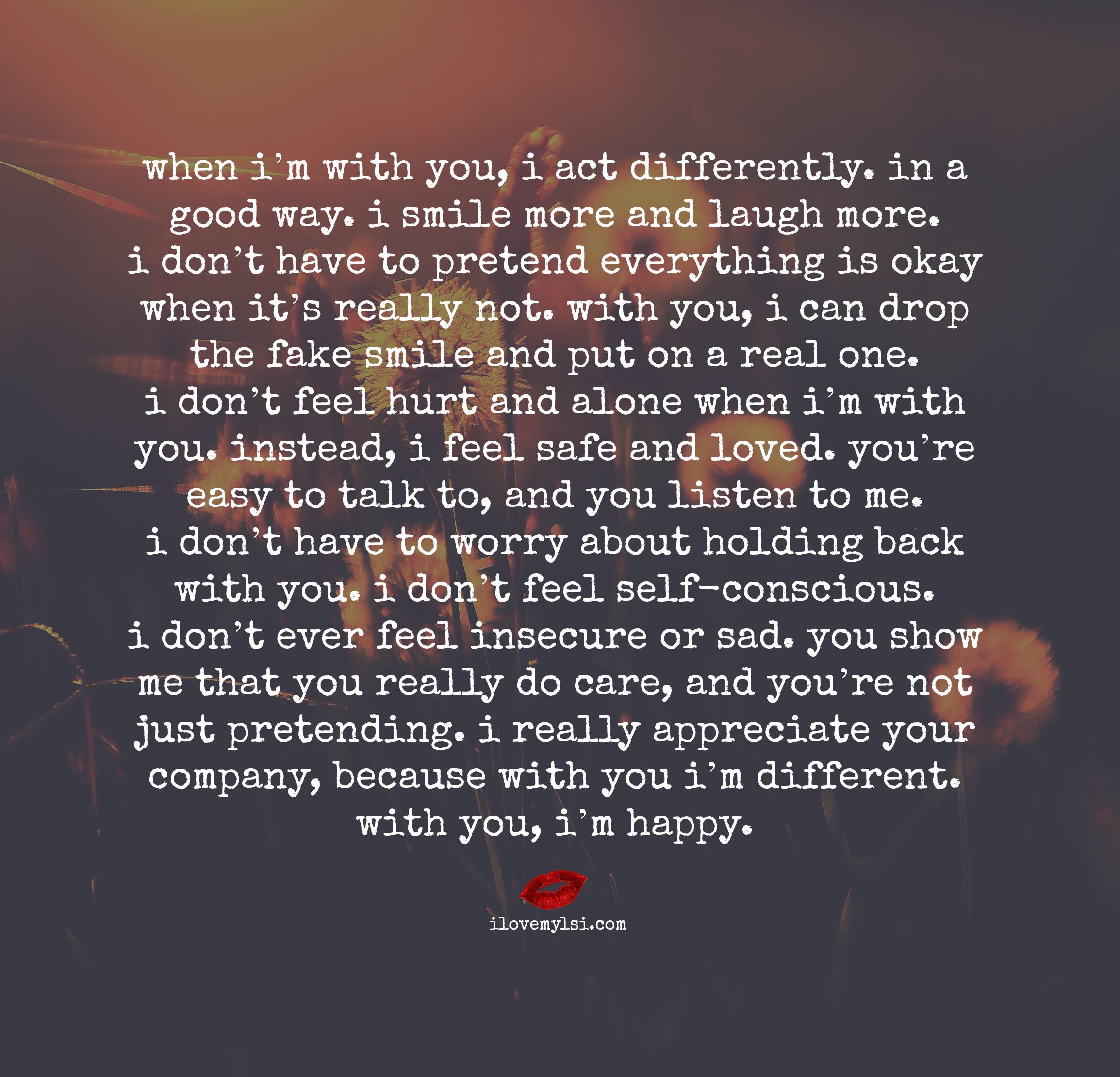 Im Happy Quotes: Pretending Im Happy Quotes. QuotesGram