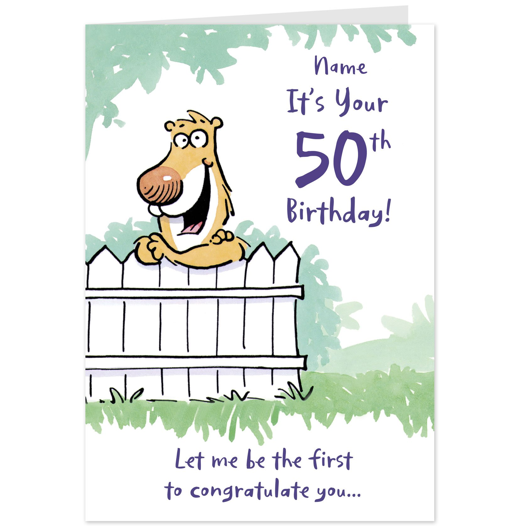 The Big 50 Birthday Quotes. QuotesGram