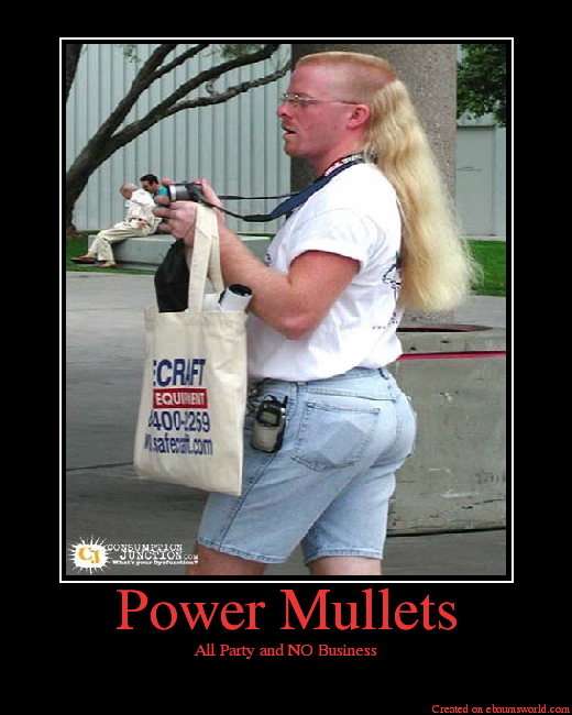 Mullet Sayings Quotes. QuotesGram