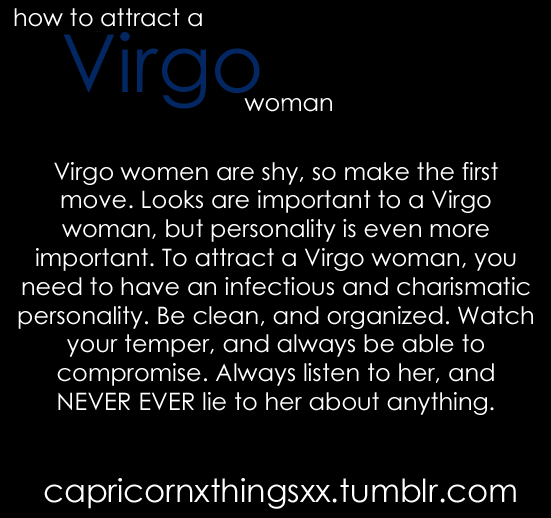 Personality virgo girl 12 Top