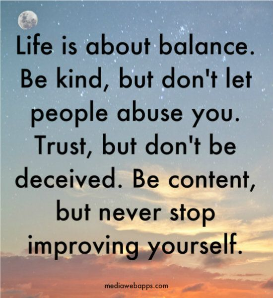 Love Peace Quotes: Balance Life Quotes Love Peace. QuotesGram