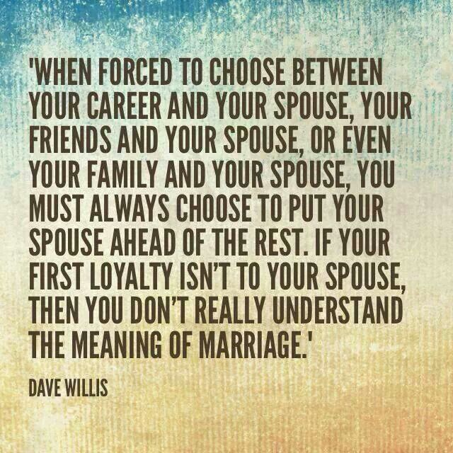 The Meaning Of Marriage Quotes. QuotesGram