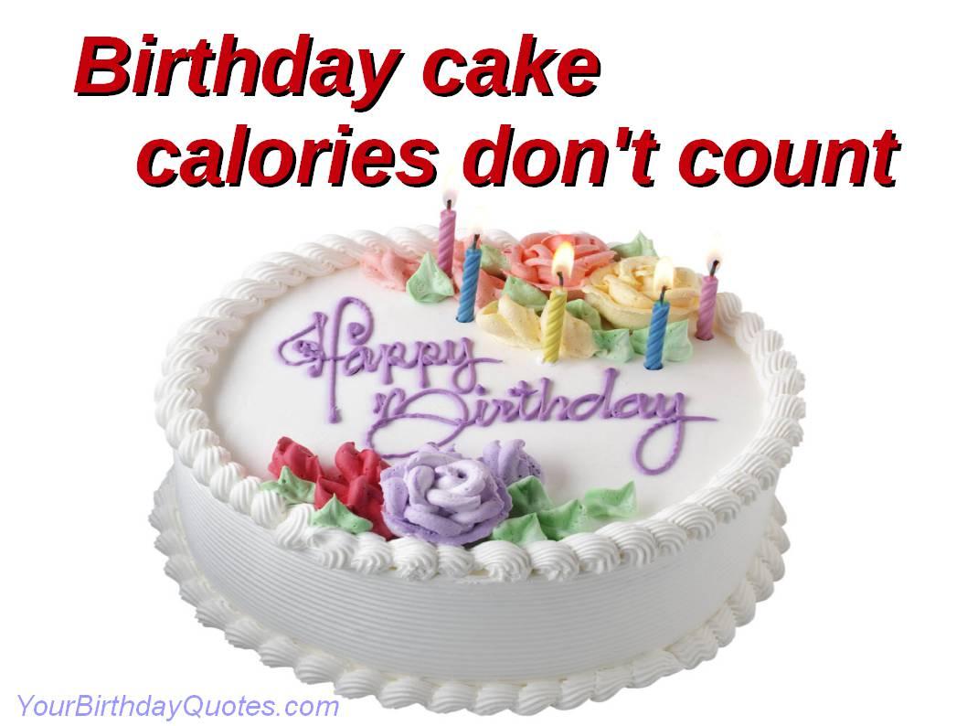 Famous Quotes Cake Quotesgram