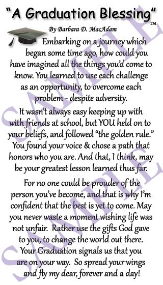 Graduation Blessings Quotes. QuotesGram