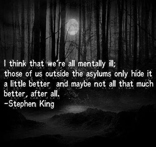 King Of New York Quotes: On Stephen King Horror Quotes. QuotesGram