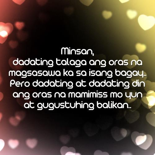 Bitter Quotes About Love Tagalog: Tagalog Quotes For Bitter Person. QuotesGram
