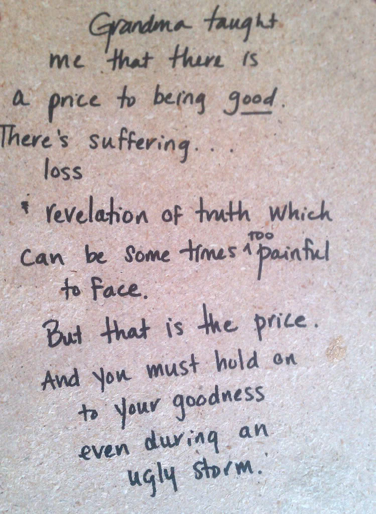 creative writing valeria zableckis my great grandmother