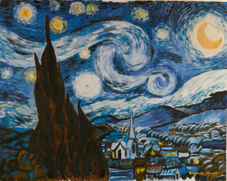Starry Night Van Gogh Quotes Quotesgram