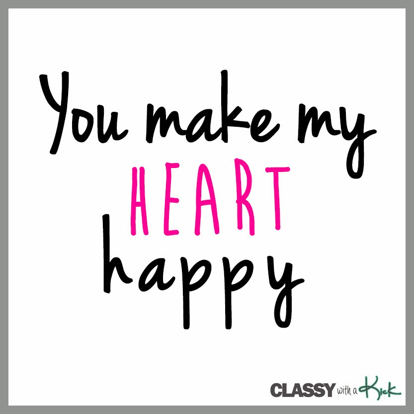You Make My Heart Happy Quotes. QuotesGram