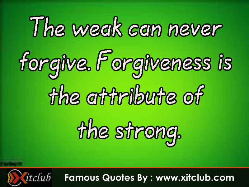 Christian Quotes About Forgiveness Quotesgram: Famous Quotes Forgiveness. QuotesGram