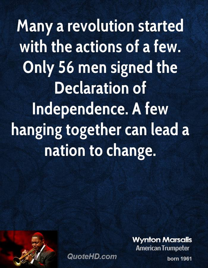 Famous revolutions quotes