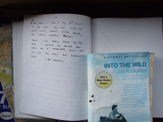 Into The Wild Chapter 2 Quotes. QuotesGram