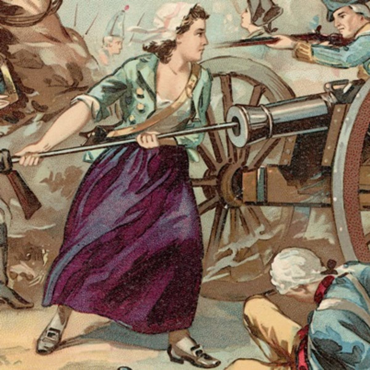 American Revolution Quotes: Molly Pitcher Famous Quotes. QuotesGram
