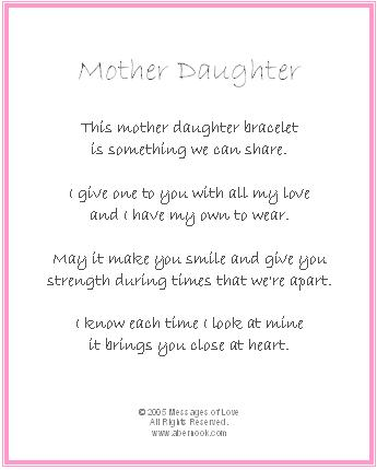 Mother And Daughter Essays