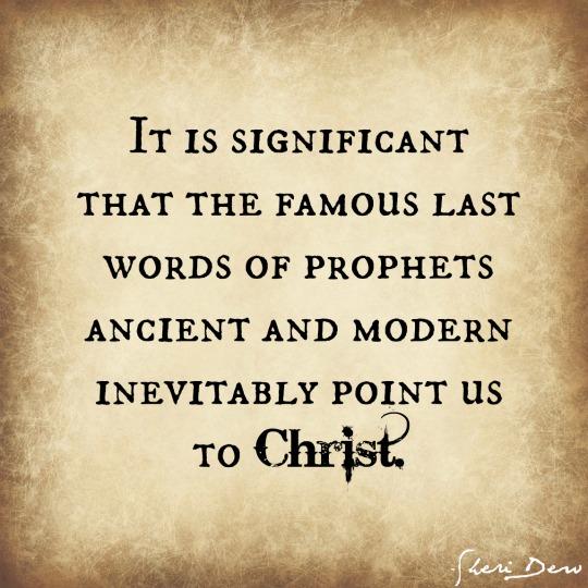 Celebrity quotes on jesus christ