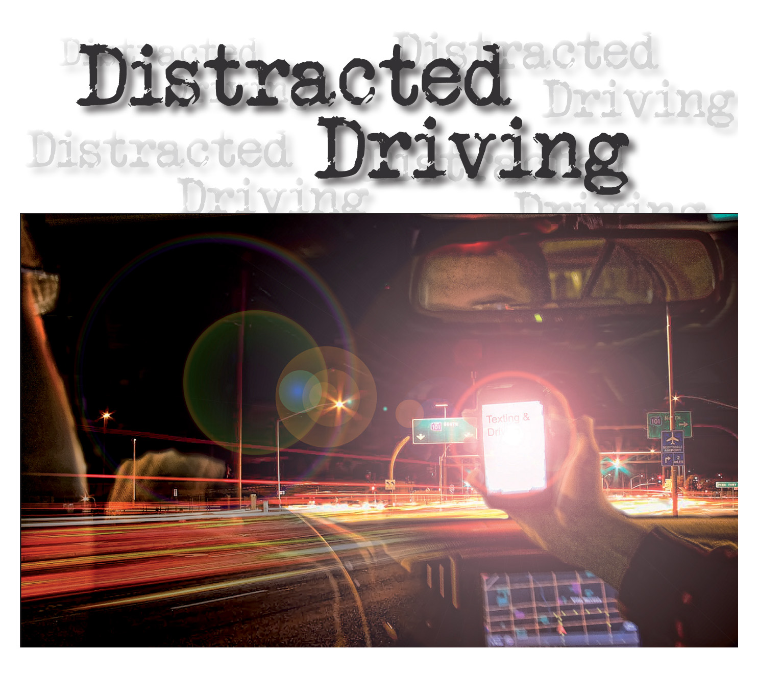 Distracted Driving Quotes. QuotesGram