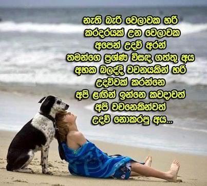 Good Night Quotes In Sinhala. QuotesGram