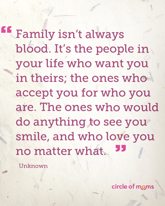 Blended Family Quotes. QuotesGram