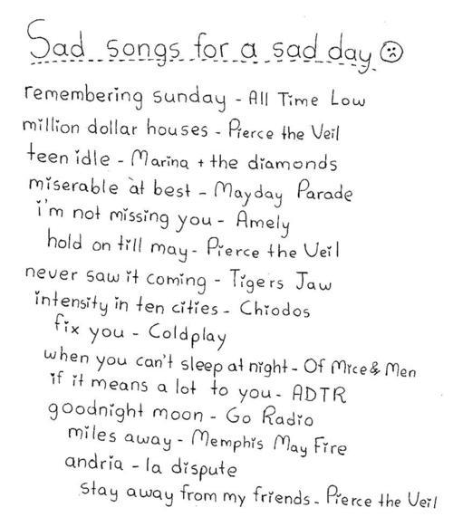 From song lyrics quotes for teens quotesgram for Saddest country song ever that will make you cry