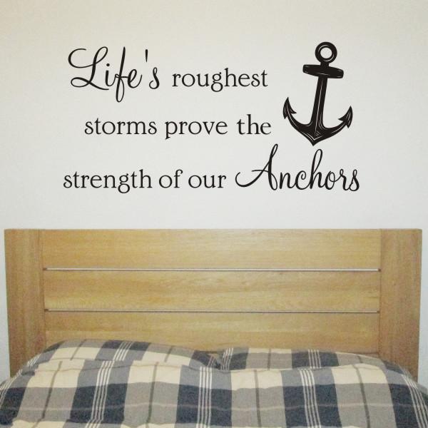 Anchor Lifes Quotes Quotesgram