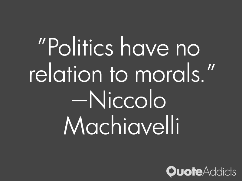 """our machiavellian government """"the kingdom of france is moderated more by laws than any other kingdom of which at our time we have knowledge,"""" machiavelli government machiavelli holds."""