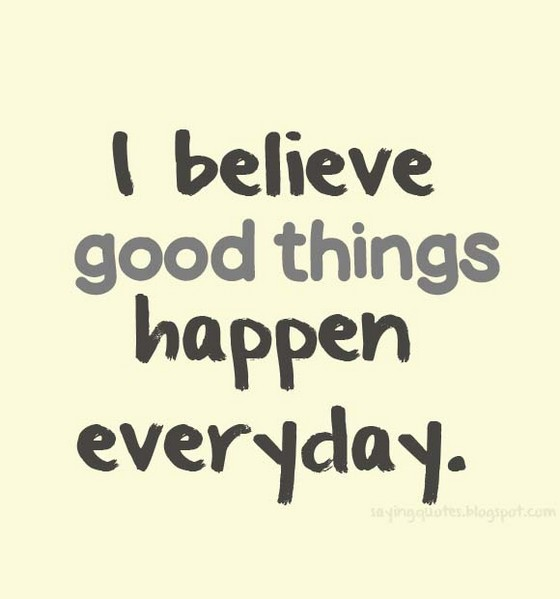 Bad Things Happen To Good People Quotes: Great Things Are Happening Quotes. QuotesGram