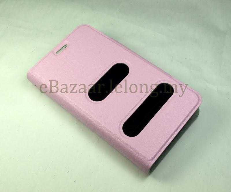 Sony Xperia Neo L Side Flip Cover Foward Flip Quotes. Qu...