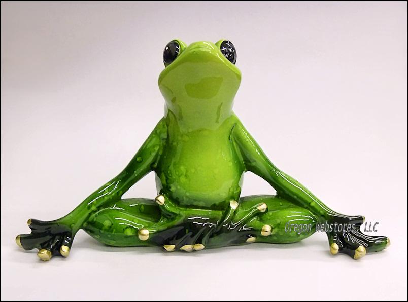 Zen Frog Quotes Quotesgram