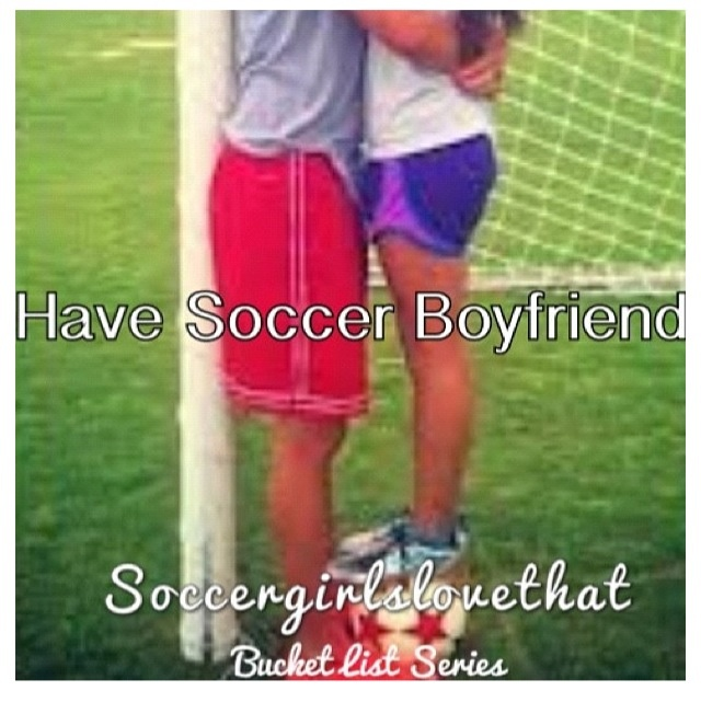 Soccer boyfriend quotes