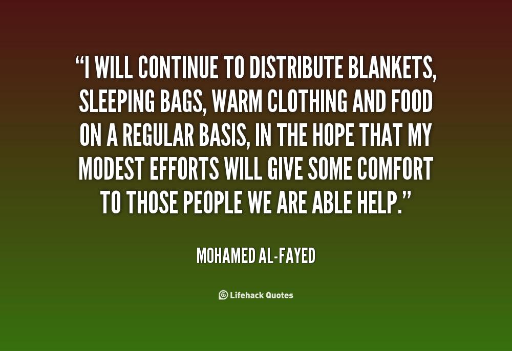 Blanket Quotes Quotesgram