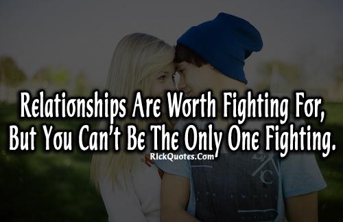 Relationship Fighting Quotes. QuotesGram