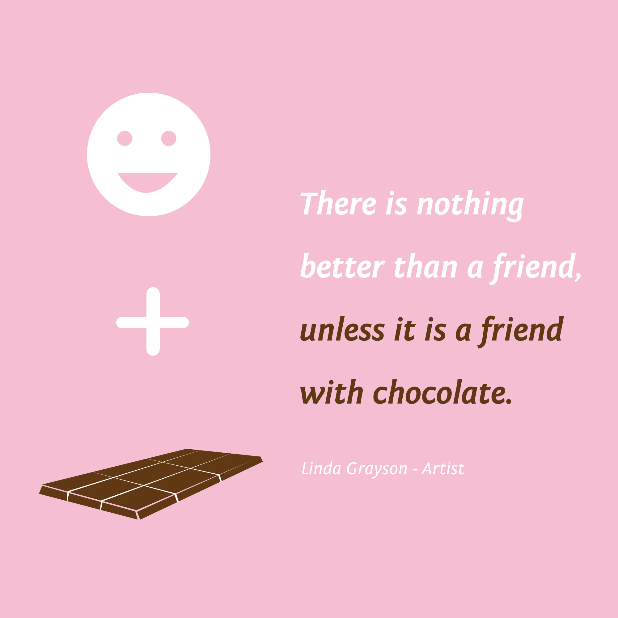 Sad I Miss You Quotes For Friends: Quotes About Friendship And Chocolate. QuotesGram