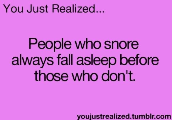 Funny Quotes About Snoring: Snoring I Dont Like Quotes. QuotesGram