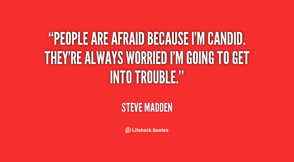 Famous John Madden Quotes: Steve Madden Quotes. QuotesGram
