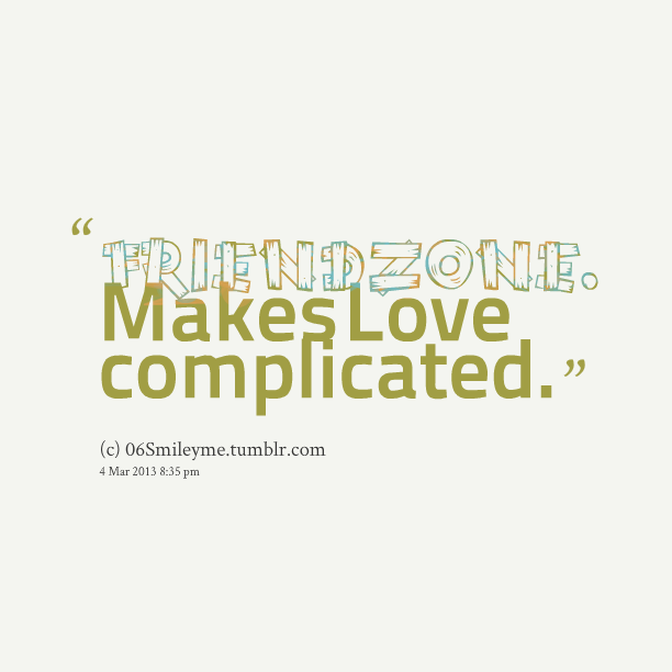 Complicated Quotes About Love: Complicated Friendship Quotes. QuotesGram