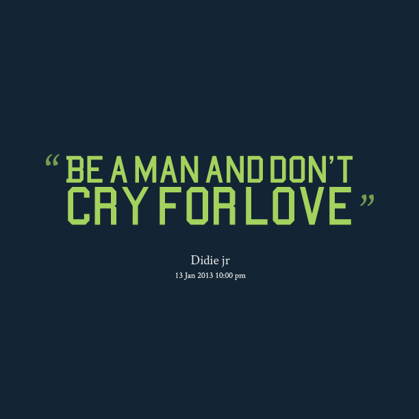 Dont Cry Quotes. QuotesGram