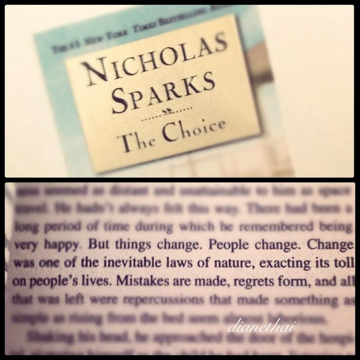 Nicholas Sparks Quotes: Nicholas Sparks Quotes From Books. QuotesGram