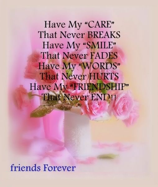 Caring Quotes For Best Friend: Take Care Quotes For Friend. QuotesGram