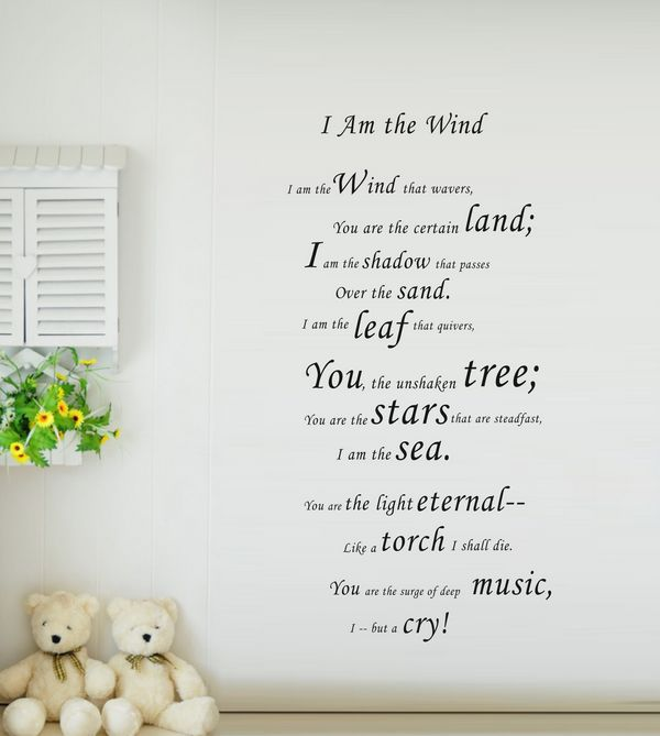 Wind Poems And Quotes Quotesgram