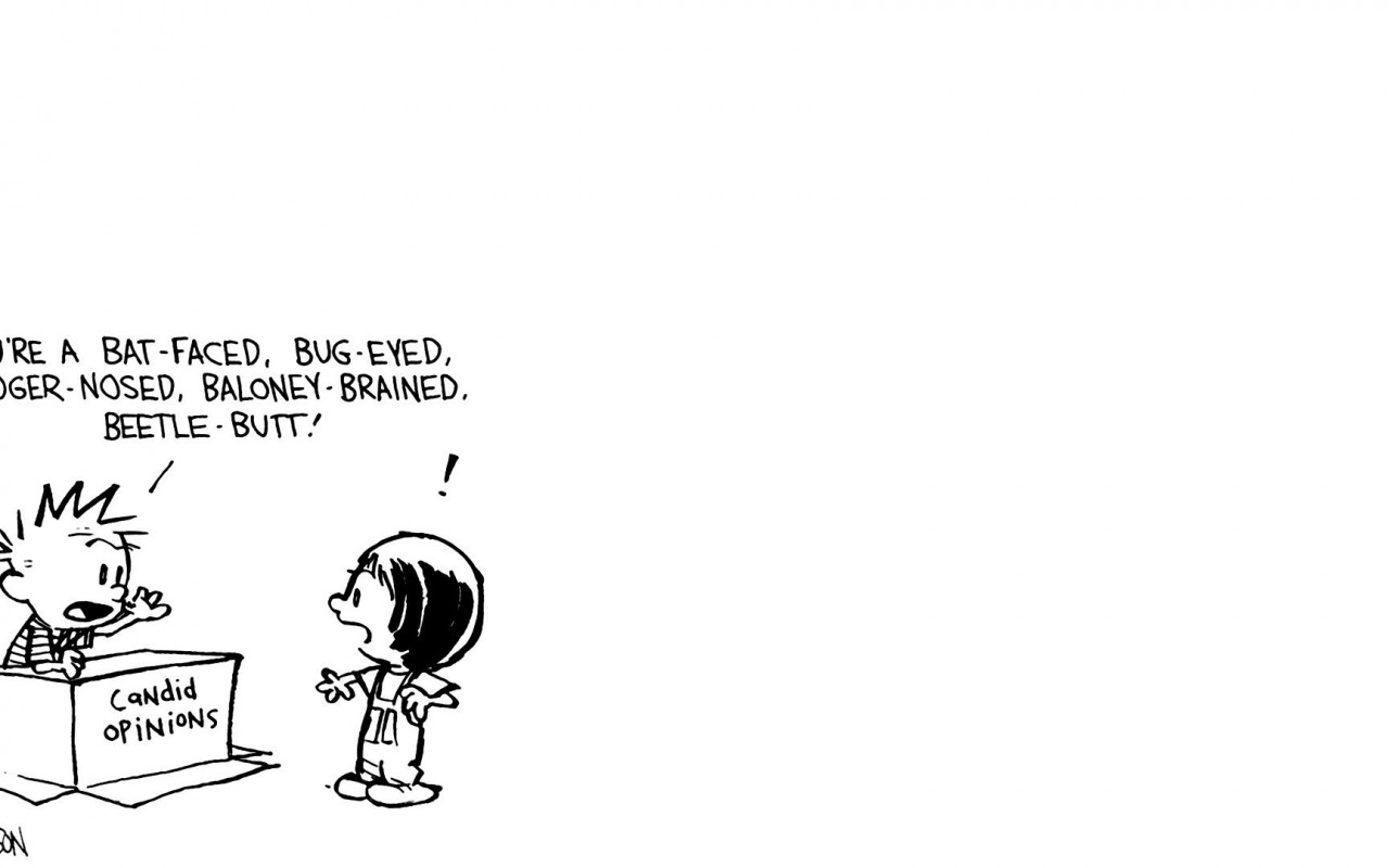 Calvin and hobbes memorable quotes quotesgram