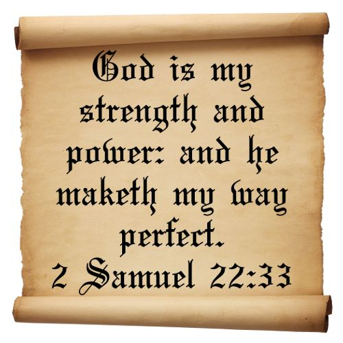 Kjv Bible Quotes On Strength. QuotesGram