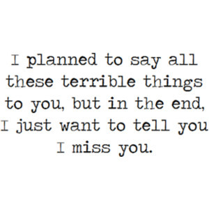 Quotes About Missing Your Ex Best Friend Sad Quotes Missing You...