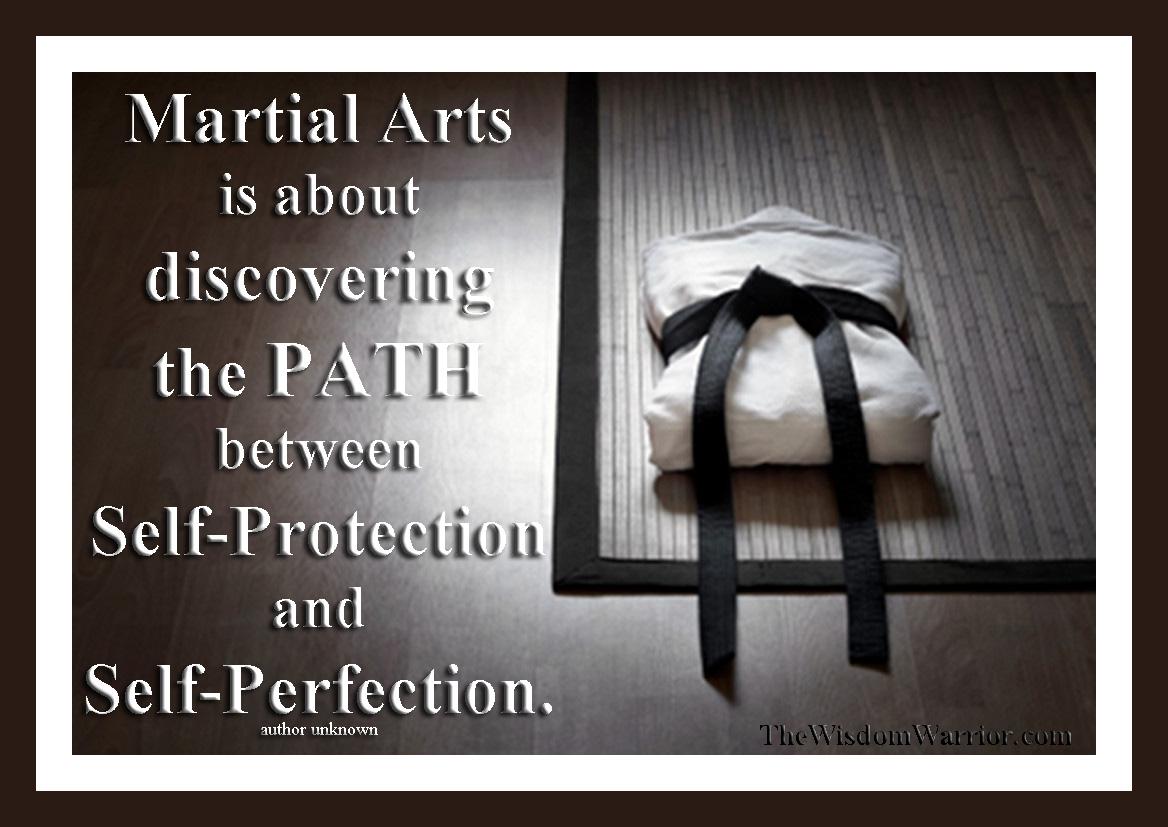 Martial Arts Quotes Of Wisdom Quotesgram