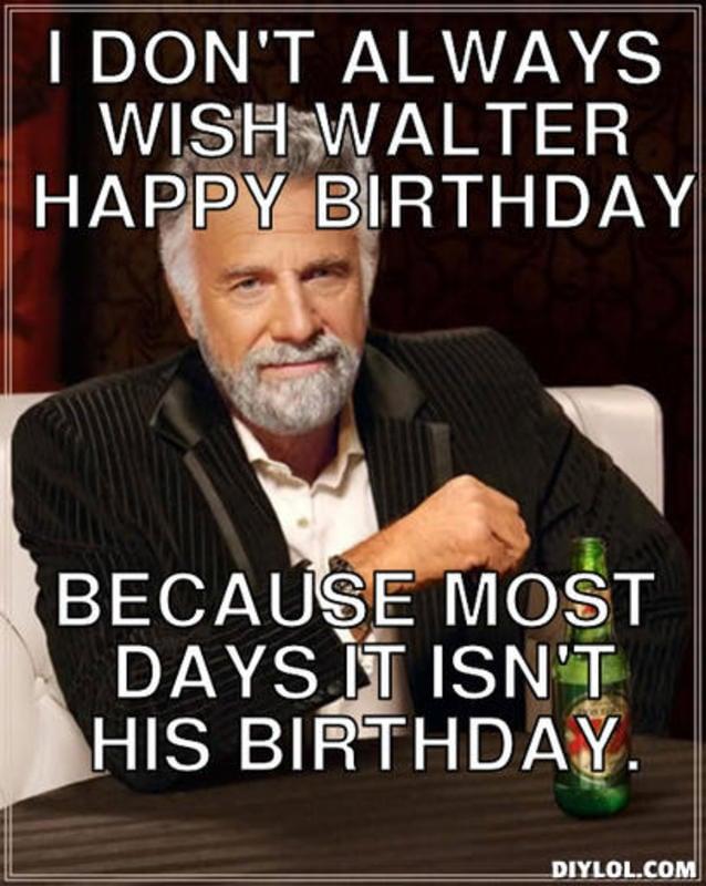 Happy birthday dos equis meme share