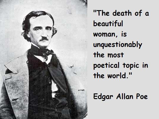 a summary of the life and works of edgar allan poe Edgar allan poe is one of the most influential horror writers of all time, expanding the genre of gothic literature and creating the earliest detective stories poe wrote during the early 19th century in new england and was a strong supporter of the romantic movement which he utilized to create dozens of popular short stories and poems.