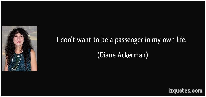 Diane Ackerman Critical Essays
